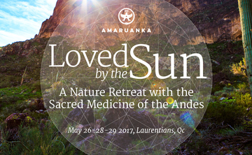 Loved by the sun, A nature retreat