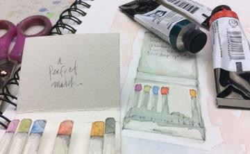 Color Narrative Class June Retreat