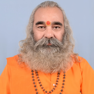 His Holiness Swami Shri Ashok Ji Maharaj