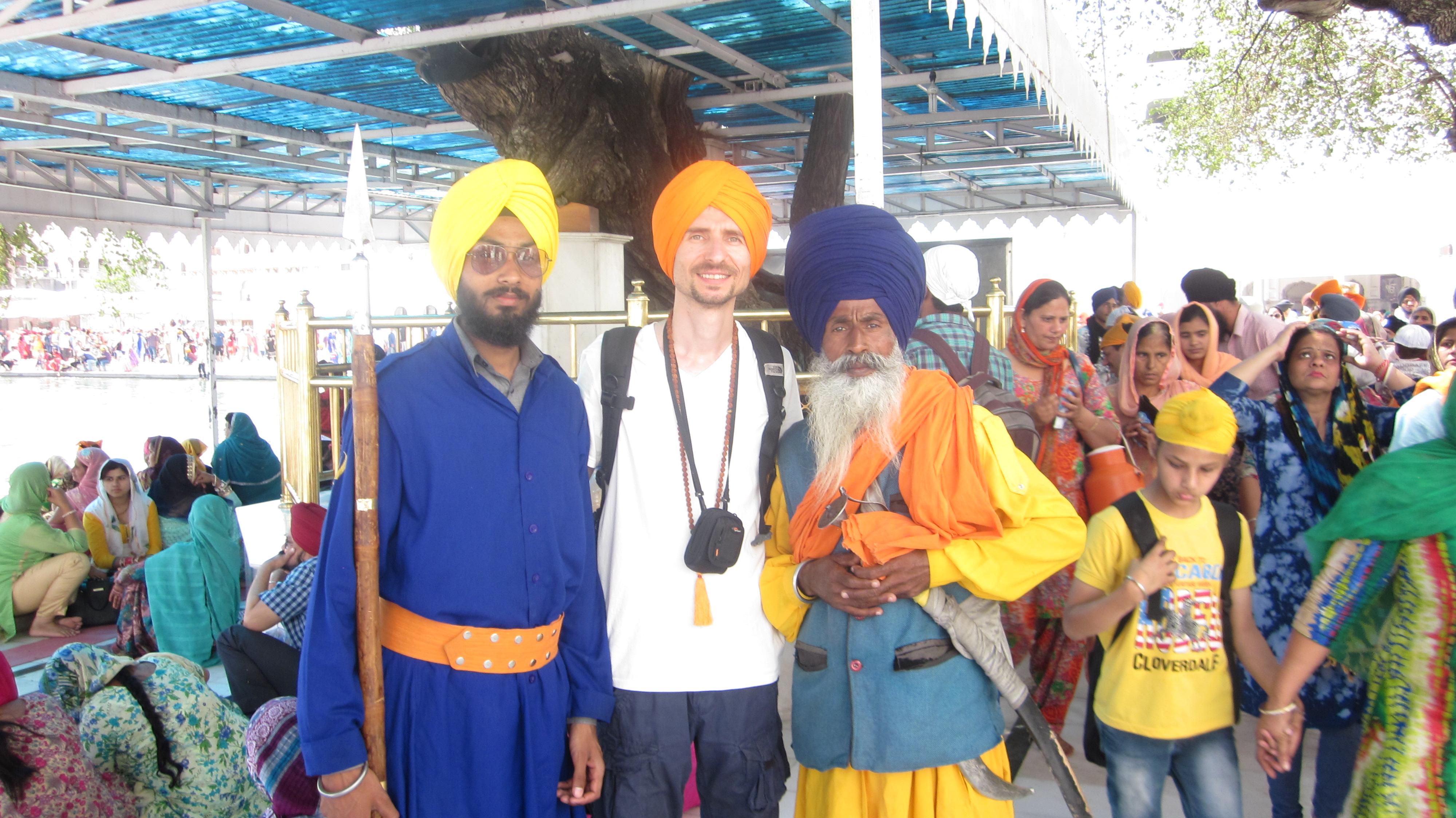 Cosmin Yoga Retreat India - spiritual journey