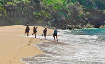 4th Annual New Year's Yoga & Meditation Beach Retreat