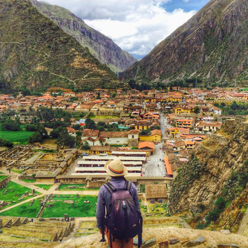 Soul Quest in the Sacred Valley with Jessica Riley-Norton