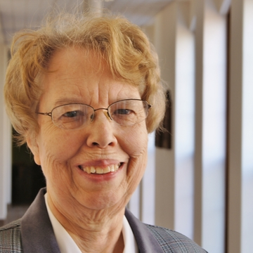 Sr. Jeanne Ann Weber, OSB