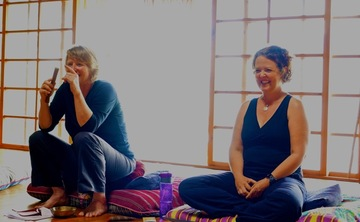 A 3 Day Retreat:  Breath, Body & Sound