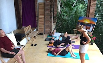 Personal Transformation Retreat / Holistic Breathwork Practitioner  Certification Course Level 2 in Yelapa, Mexico