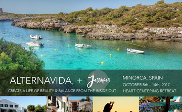 Heart Centering Retreat: Menorca, Spain – October 2018