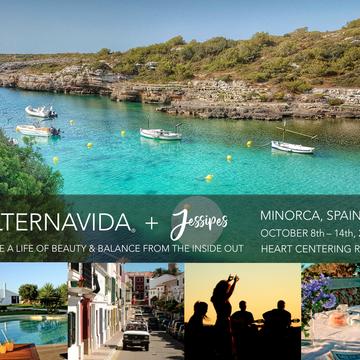 Heart Centering Retreat: Menorca, Spain – October 2018