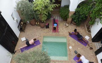 Yoga Retreat Marrakech - Morocco (ongoing)