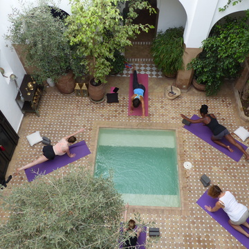 Yoga Retreat Marrakech - Marocco (ongoing)