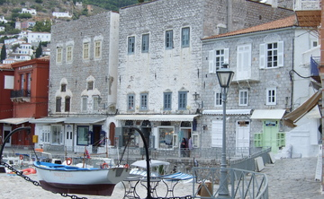 Iyengar Yoga on the Greek Island of Hydra