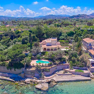 Villa Angela Blue Palermo Sicily