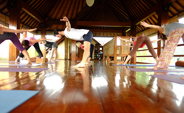 Breathe Bali Yoga Retreat