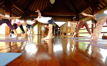 Breathe Bali Yoga Retreat