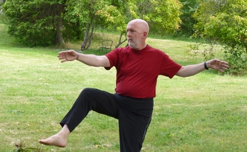 Qigong Retreat: Movement, Energy & Meditation – October 2017