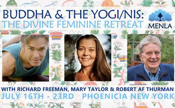Buddha & the Yogis: the Divine Feminine