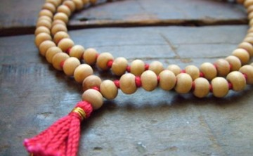 Confection de Mala / Mala Making Workshop