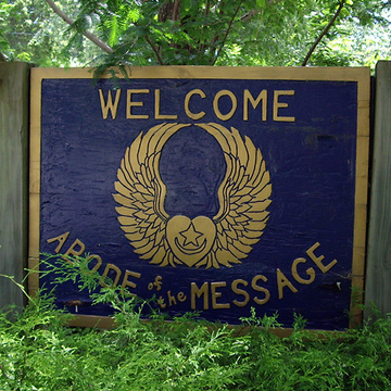The Abode of the Message