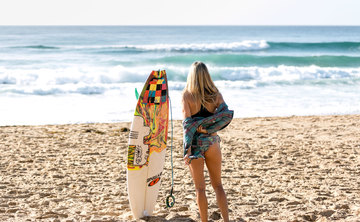 SwellWomen Rote Island Surf & Yoga Retreat