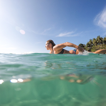 SwellWomen Sri Lanka Surf & Yoga Retreat