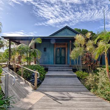 Tallow Beach Houses