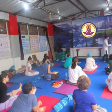 Divine Yoga Academy