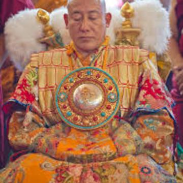 Nechung Kuten-la