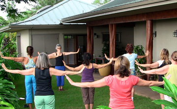 Qigong in Paradise - Retreat in Kona, Hawaii