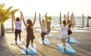 12 Day California Fitness Retreat