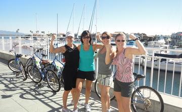 6 Day California Fitness Retreat