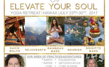 Elevate Your Soul Yoga Retreat in Kauai!
