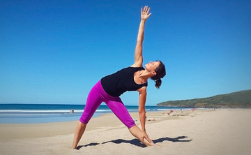 Yoga, Reiki, Beach, and Nature Retreat