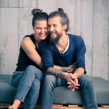 Liz Huntly & Roland Jensch