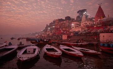 A Journey to the 'Holy City' Varanasi