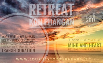 Transform Your Mind and Heart Retreat ~ Reveal Your Radiance!