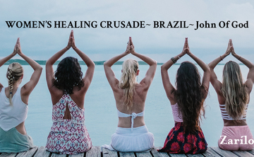 Women's Healing Crusade to John Of God. Brazil.