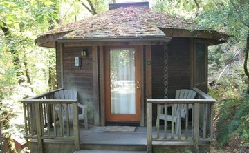 Redwood Yoga and Writing Retreat