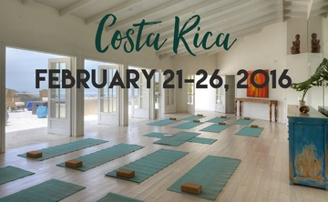 Costa Rica! Yoga, Pilates and Detox Retreat