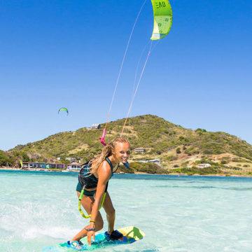 Baja Kiting & Yoga Adventure