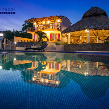 El Salvador Unlimited Surf & Yoga Retreat (co-ed)