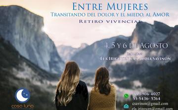 "Retiro ""Entre Mujeres"""