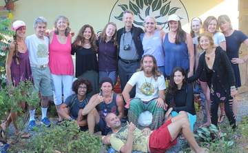 """Love Raw Food & Yoga Costa Rica Retreat"" with Karen and Gabriela Ranzi"