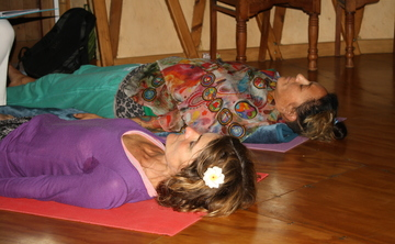 A Yoga Immersion Retreat - Yoga Nidra, Basic Breathing Practices & Restorative Yoga