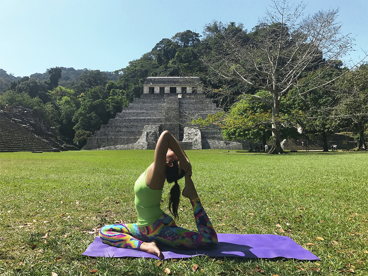 All Included 8 days YOGA RETREAT in the Mexican Jungle! (Palenque ...