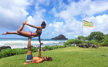 El Salvador Surf & Yoga ~ Co-ed