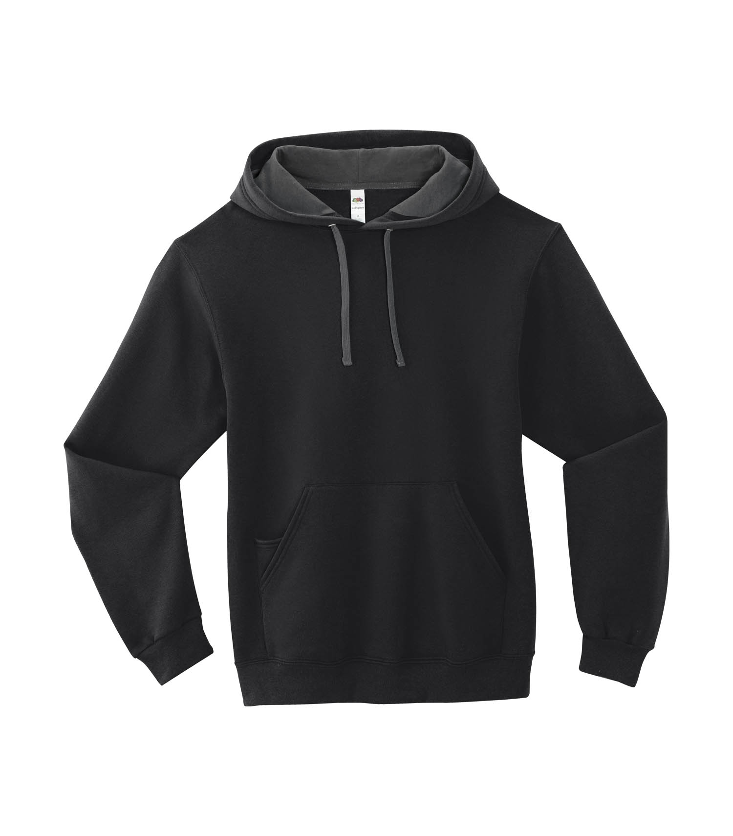 fbd7074c 'A picture of a FRUIT OF THE LOOM SOFSPUN HOODED SWEATSHIRT, ready to be. '