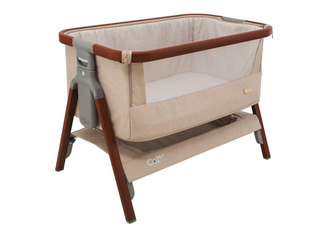 Cozee Bedside Crib Single Winner