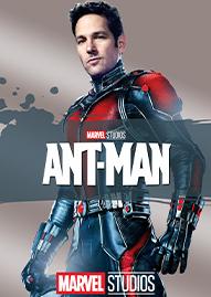 Ant-Man Disney movie cover