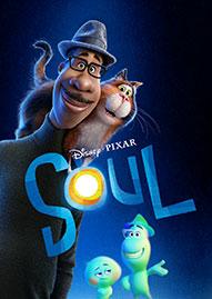 Soul Disney movie cover