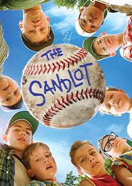 The Sandlot Disney movie cover