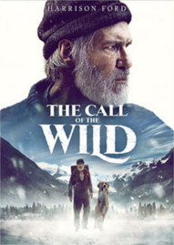 The Call Of The Wild Disney movie cover